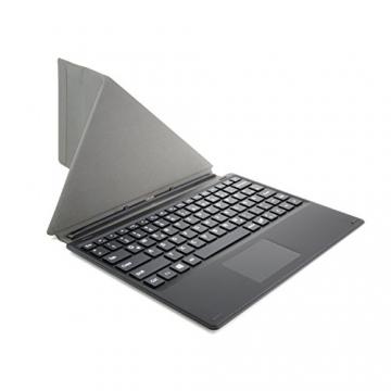 CSL Panther Tab HD 3G inkl. Windows 8.1 - 10.1 Zoll (25,6cm) Full HD Tablet, Intel QuadCore 4x 1.3GHz, 2GB RAM, 64GB SSD, Tastatur-Dock, 3G UMTS-Modul - 3