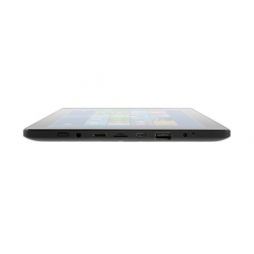 CSL Panther Tab HD 3G inkl. Windows 8.1 - 10.1 Zoll (25,6cm) Full HD Tablet, Intel QuadCore 4x 1.3GHz, 2GB RAM, 64GB SSD, Tastatur-Dock, 3G UMTS-Modul - 4