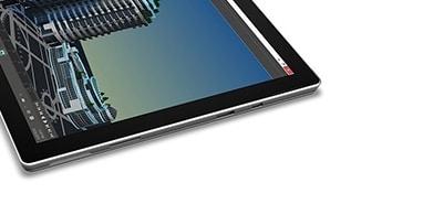 tablet test - logo links