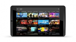 NVIDIA SHIELD K1 Tablet 20,3 cm (8 Zoll) Tablet PC, (NVIDIA 2,2 GHZ Quad Core, 16 GB, WiFi, Android) - 1