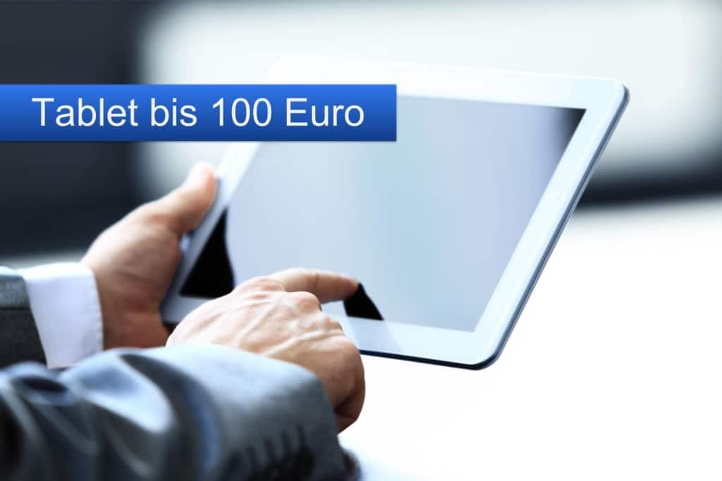 Tablet bis 100 Euro Bild